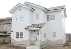 三種町鵜川の家