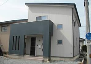 秋田市泉の家