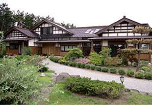 三種町釜谷の家