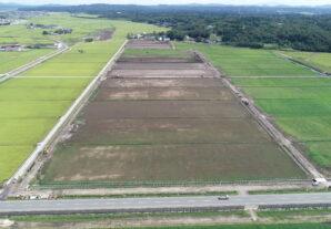 河戸川・浅内地区農地集積加速化基盤整備工事